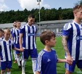11.08.2018 Bałtyk Gdynia - Polonia Środa Wielkopolska 1:1 (fot.Jacek)